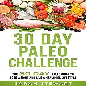 30 Day Paleo Challenge Audiobook