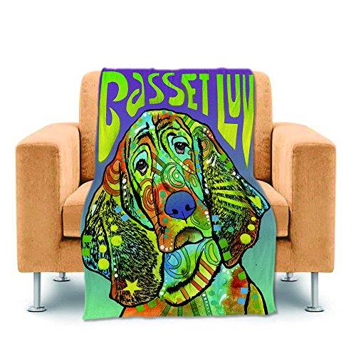 Basset Hound Tapestry - 3