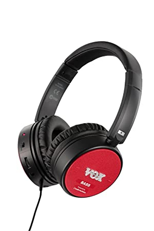 Vox amPhone Bass - Auriculares de diadema cerrados, negro: Amazon.es: Instrumentos musicales