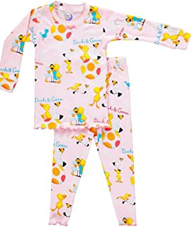 product image for Books to Bed Pink Duck and Goose Flat Pack Set