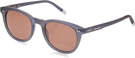 Calvin Klein EYEWEAR CK4358S gafas de sol, PEWTER, 5121 para Hombre