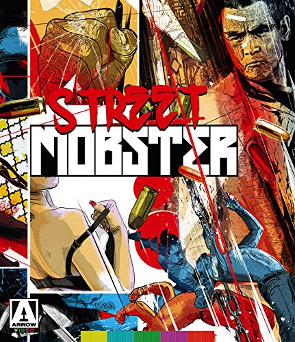 Street Mobster [Blu-ray] by Arrow Video