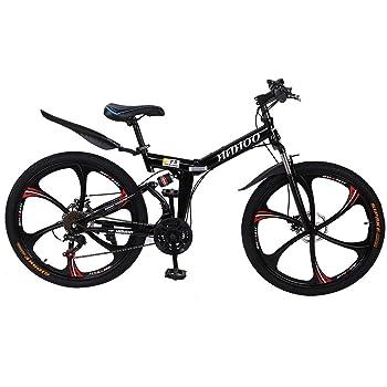 YUTK 26-Inch Hybrid Bike