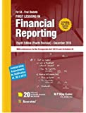 First Lessons in Financial Reporting (updated December 2016)