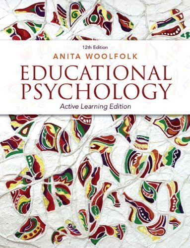 Educational Psychology: Active Learning Edition, Loose-Leaf Version (12th Edition)