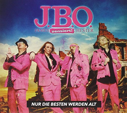 J.B.O.: Nur die Besten werden alt (LTD. Digipak + Bonus Live CD) (Audio CD)