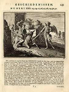 Religioso antiguo ThePrintsCollector print-balaam-angel