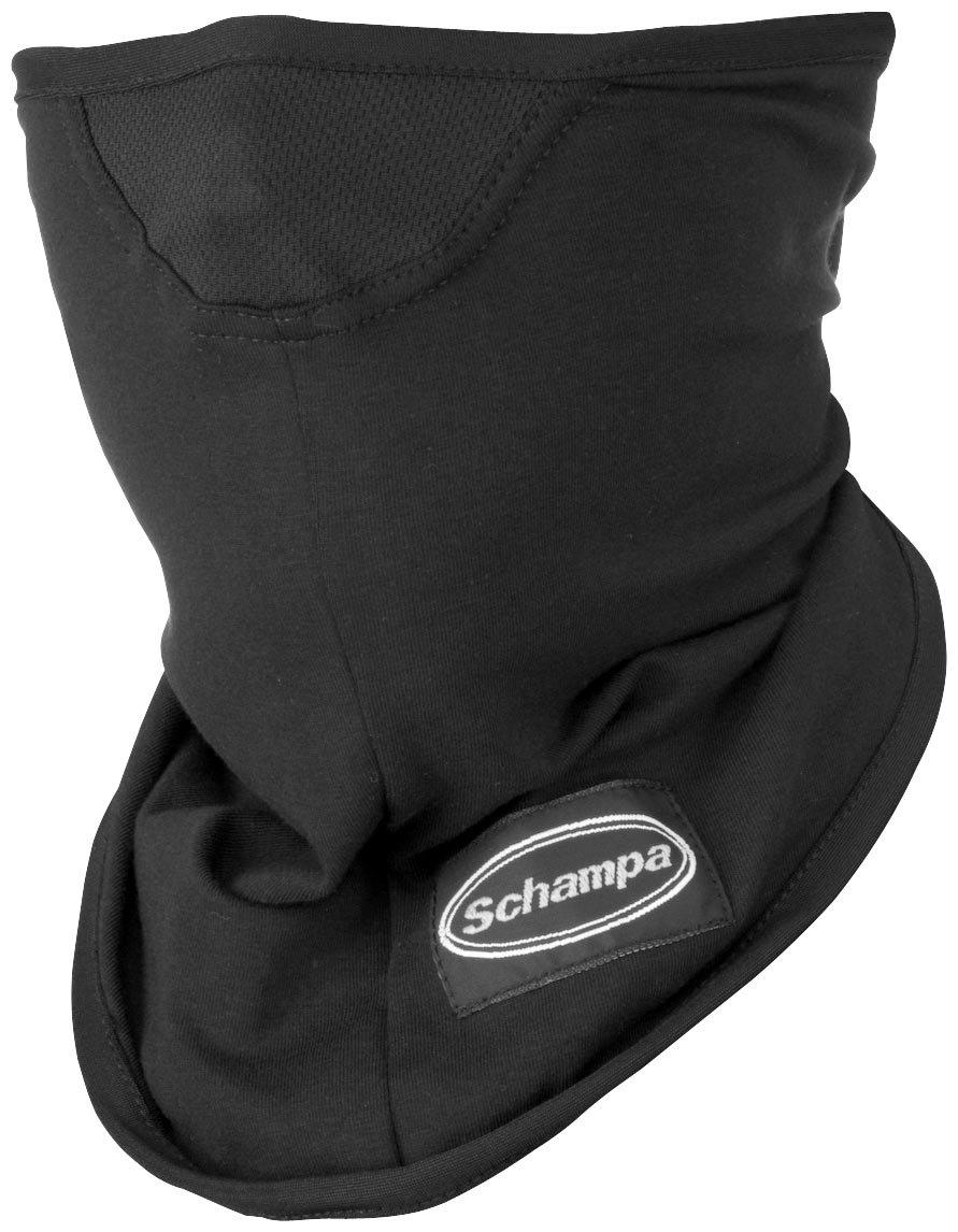 Schampa Stretch Face Mask , Color: Black VNG007