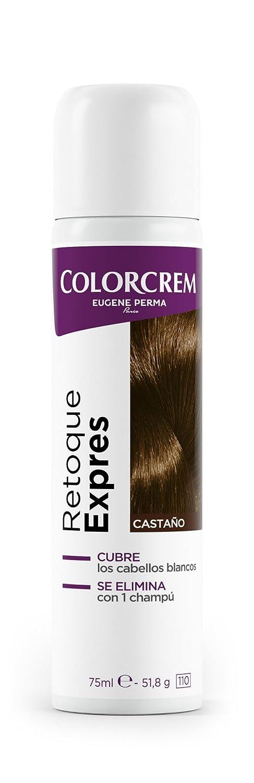 Colorcrem Retoque Expres Retoca Raíces Color Castaño - 75 ml Eugene Perma 21035442
