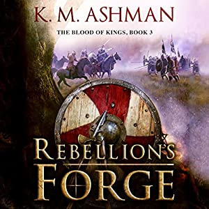 Rebellion's Forge Audiobook