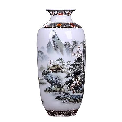 Amazon Lkxharleya Antique Chinese Ceramic Vase Vintage Animal