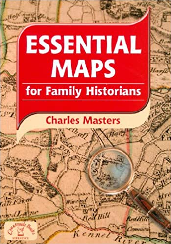 Book Essential Maps for Family Historians (Family History)