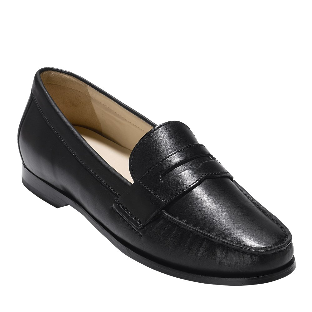 Cole Haan Womens Emmons Loafer 8.5 Black