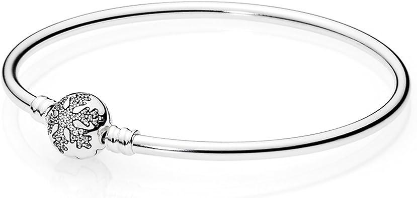 braccialetto rigido donna pandora