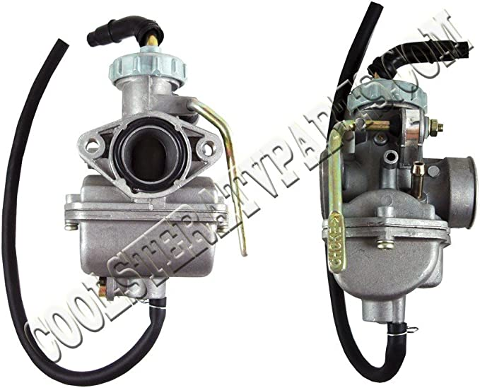Details about  /PZ20 Carb Intake Manifold Kit For 50cc 90cc 100cc 125cc Coolster NST Chinese ATV