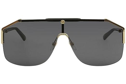 55ec3577d65d Gucci GG0291S GOLD GREY men Sunglasses  Amazon.co.uk  Sports   Outdoors