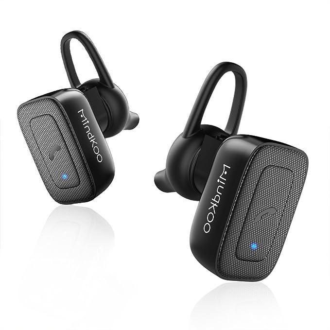 1 opinioni per Auricolare Bluetooth 100% senza fili auricolare integrato con la micro Hidden