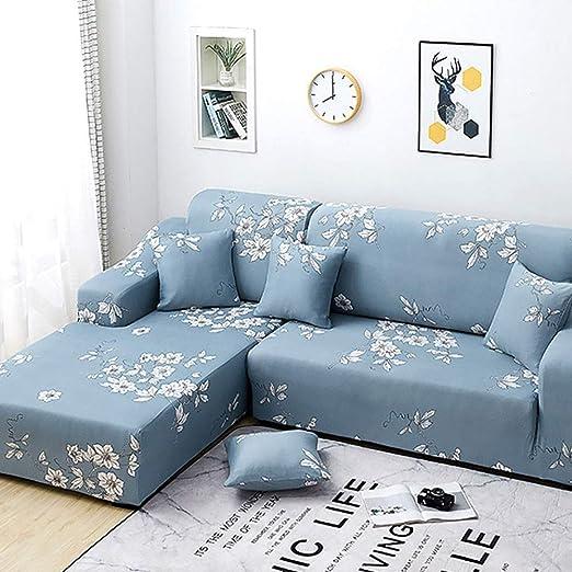 Funda de sofá Home Chaise Longue Brazo Izquierdo Elástico ...
