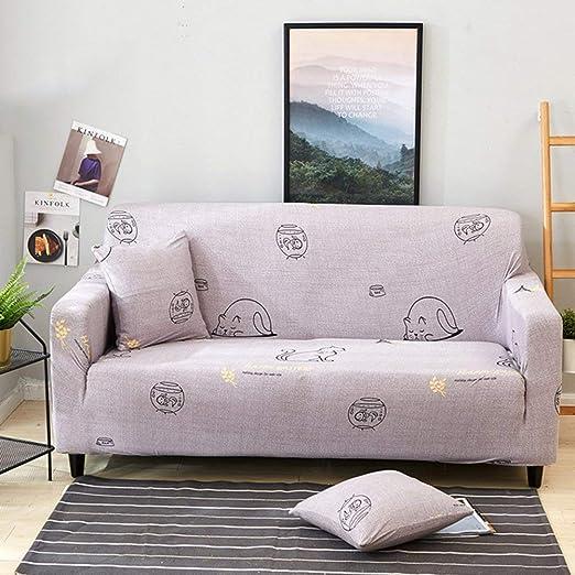 Yijiayun Surefit - Funda Protectora para sofá de 1 Pieza ...
