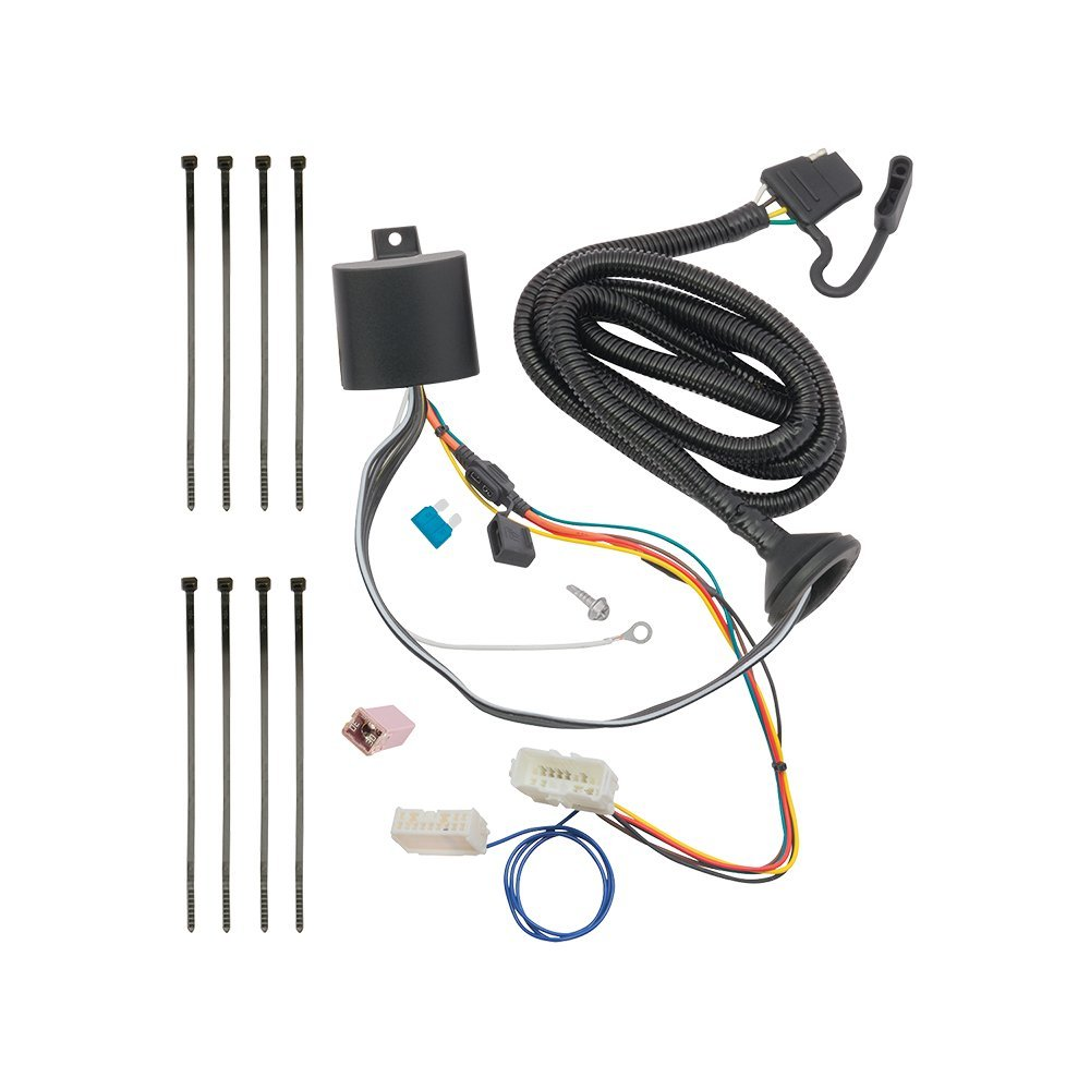 Amazon.com: Draw-Tite T-Connector Hitch Wiring Kit Honda Pilot 2016-2017 #  118679: Automotive