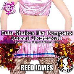Futa Shakes Her Pompoms