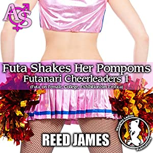 Futa Shakes Her Pompoms Audiobook
