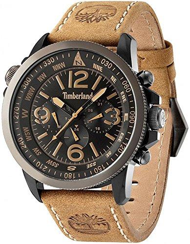 Watch Timberland Campton 13910jsbu-02 Men´s Black
