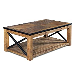 Magnussen Penderton Rectangular Lift-top Cocktail Table