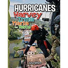 Hurricanes Harvey, Irma, Maria, and Nate