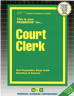 court assistant passbooks c1226 jack rudman 9780837312262 rh amazon com Post Office Exam Book Best Office Exam