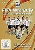 FIFA WM 2010 - Alle deutschen Spiele (8 DVD Box)