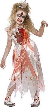 Disfraz de Halloween para niña, Disfraz de Princesa Fantasma con ...