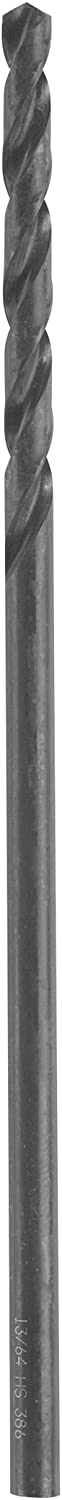 Bosch BL2639 3/16 In. x 6 In. Extra Length Aircraft Black Oxide Drill Bit