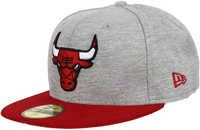 New Era Mujeres Gorras / Gorra plana Team Jersey Crown Chicago ...