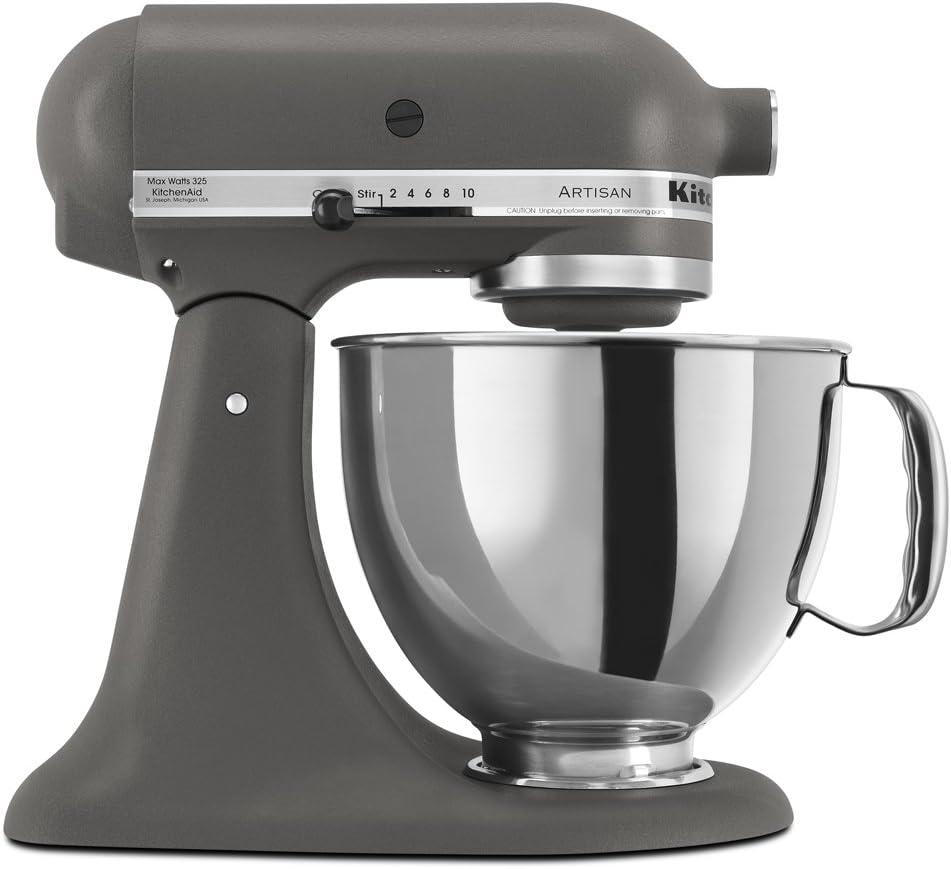 KitchenAid RRK150GR 5 Qt. Artisan Series - Imperial Grey