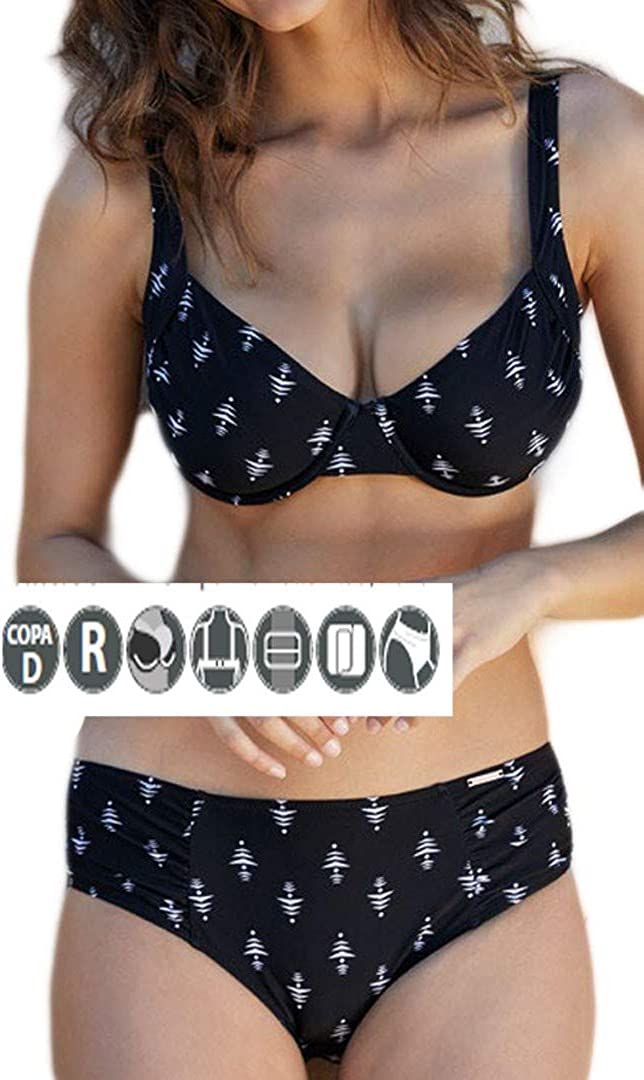Bikini redcutor con aro en Copa D YSABEL MORA Mujer