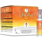 LINEAVI Immun • mit Vitaminen, Mineralstoffen, Omega-3-Fettsäuren • unterstützt das Immunsystem und den Energiestoffwechsel • in Deutschland hergestellt • freiverkäuflich • 30 Trinkflaschen/Kapseln