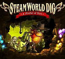 SteamWorld Dig - Wii U Digital Code