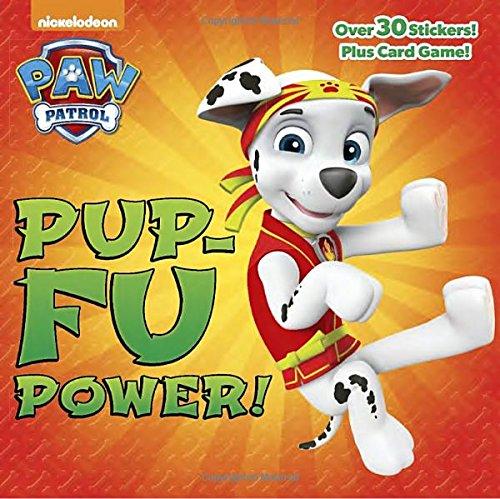 Pup Fu Power Paw Patrol Pictureback R