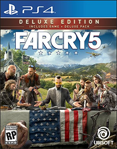 Far Cry 5 Deluxe Edition - PS4 [Digital Code] by Ubisoft