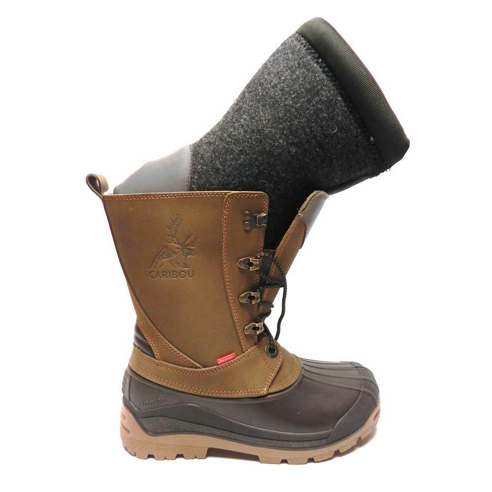 7e5c492bd9e616 demar. Thermostiefel Jagdstiefel mit WOLLE gefüttert CARIBOU PRO   Amazon.de  Schuhe   Handtaschen