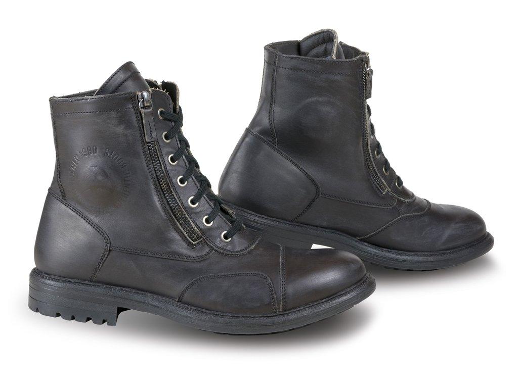 Falco Aviator Black 45 Falco Boots 1
