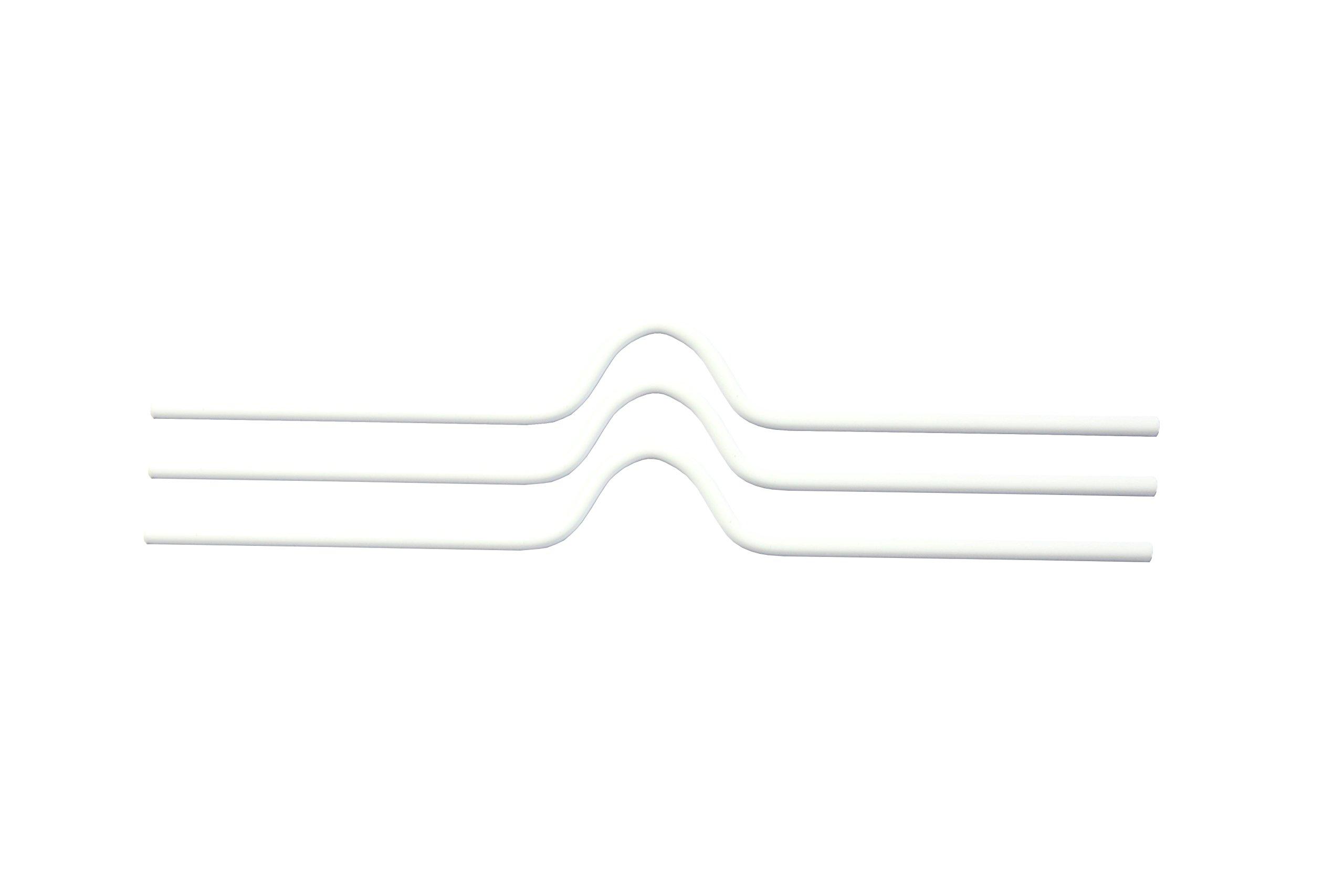 R and B, Calendar Hooks, 150 mm, 100 Pieces, KA150-WS