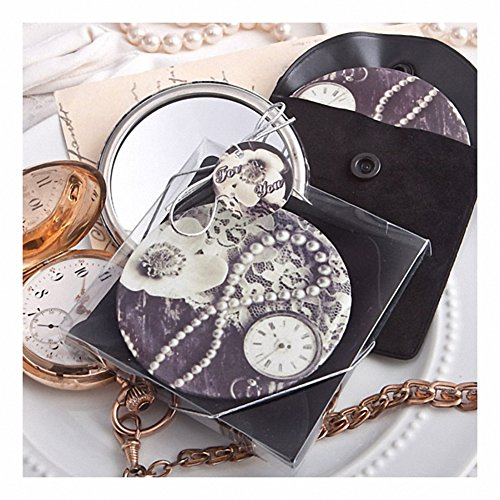 Vintage Design Pocket Mirror 30