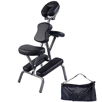 Giantex Portable Lightweight Massage Chair