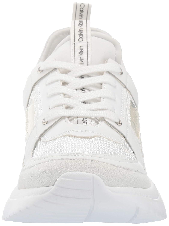 Sneakers Noir Klein Femmes E4484 Calvin J13TclKF