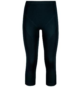 1a30870177b Odlo Women Pants 3/4 EVOLUTION WARM, Underpants Functional Lingerie S-XL -  Color Selection at Amazon Women's Clothing store: