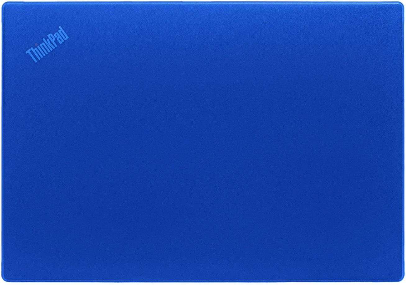 "mCover Hard Shell Case for 2020 14"" Lenovo ThinkPad T490s (Slim) Laptop Computer (Blue)"