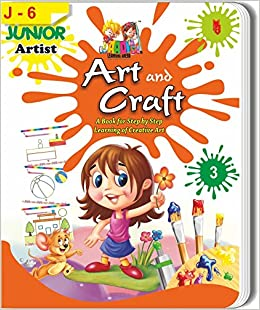 Amazon In Buy Art And Craft Drawing Book Reading And Writing Book