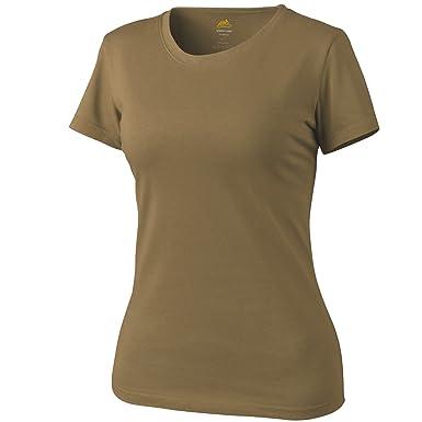 89169e49328b85 Helikon Damen T-Shirt Coyote  Amazon.de  Bekleidung